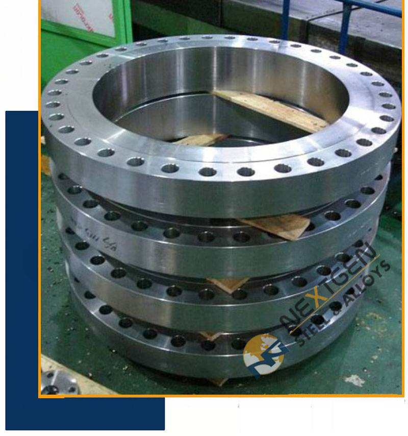 Forged Ring Flanges