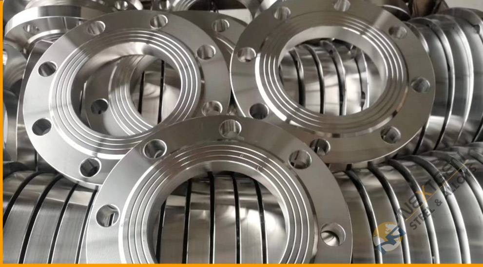 SS 321 / 321H Flanges
