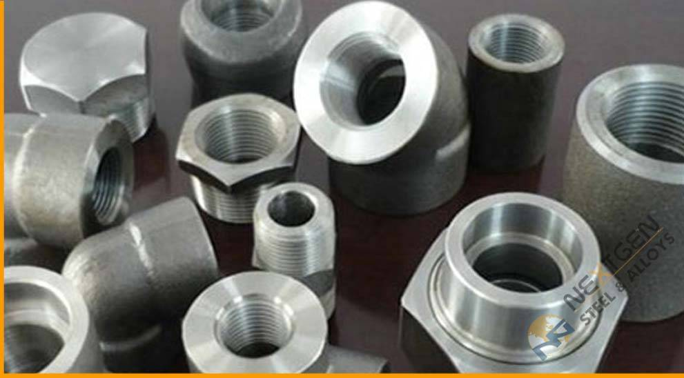 Stainless Steel 310 / 310S Forged Fittings