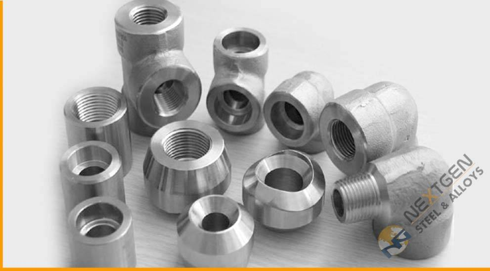 Stainless Steel 317 / 317L Forged Fittings
