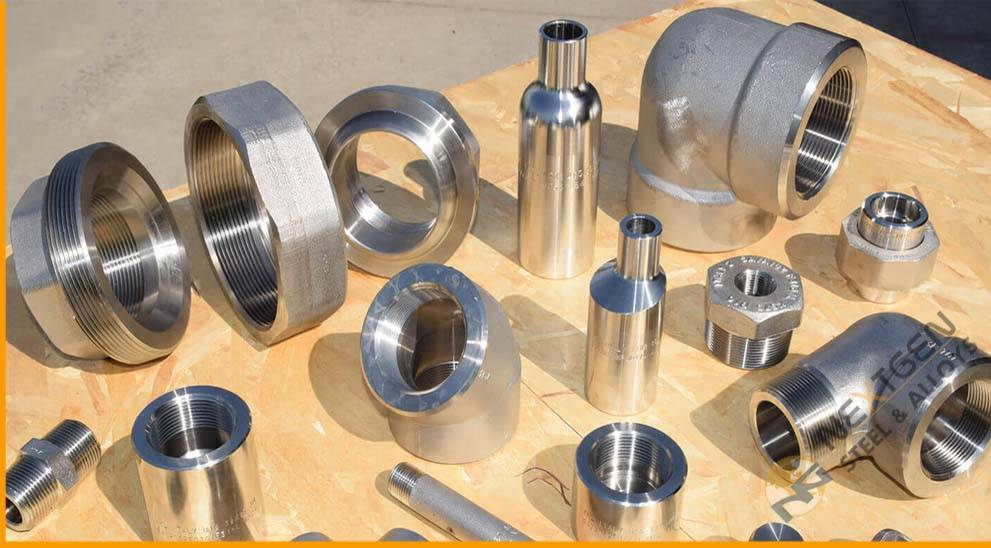 Stainless Steel 904L Forged Fittings Supplier
