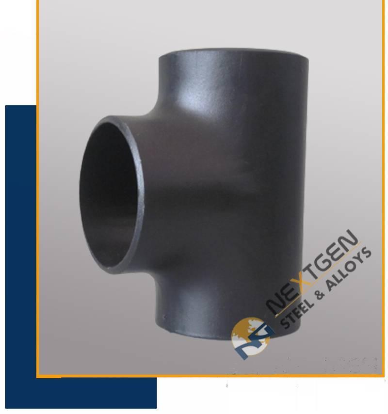 Carbon Steel Alloy Steel Equal Tee