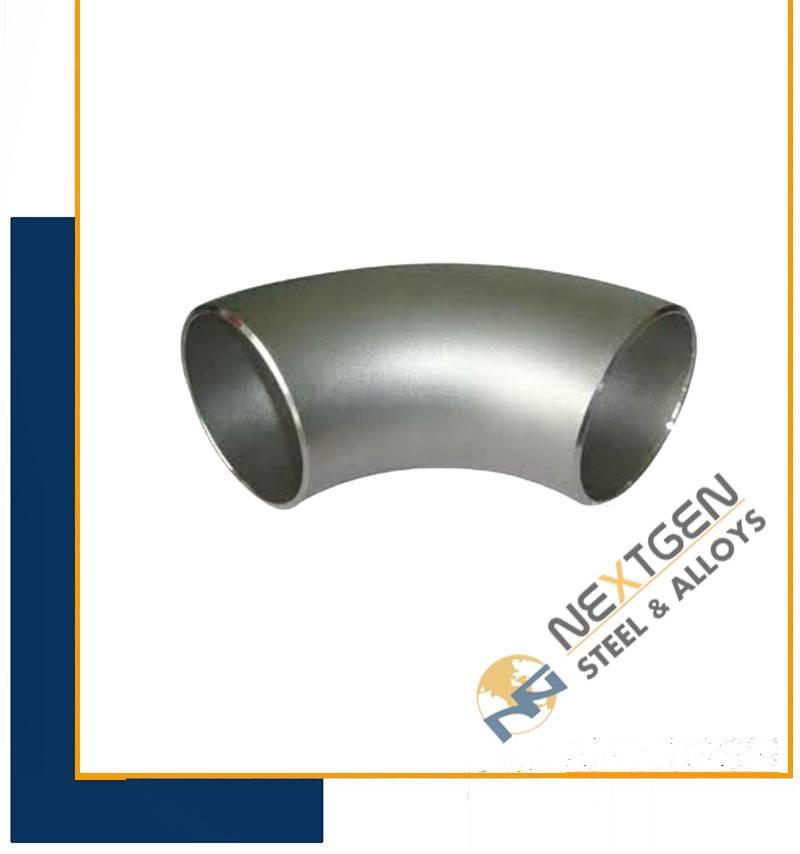 Stainless Steel 180 deg Long Radius Elbow