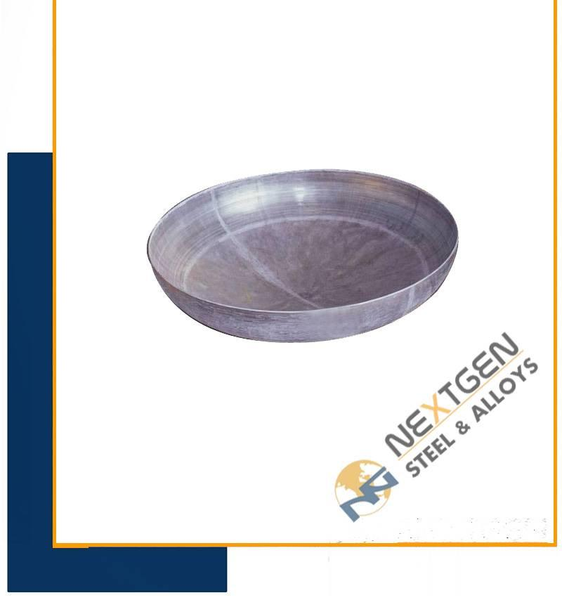 Stainless Steel Dish Ends