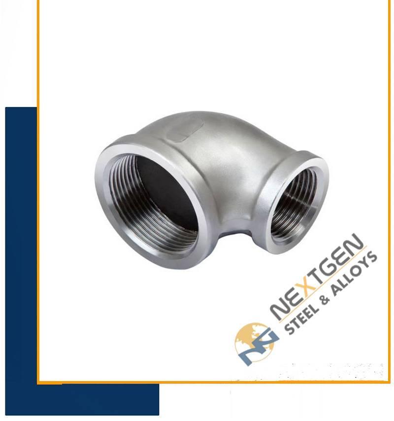 Stainless Steel Reducing Elbow